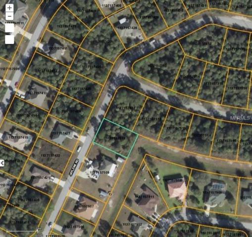 Jaylene Road, North Port, FL 34288 (MLS #D5923271) :: Griffin Group