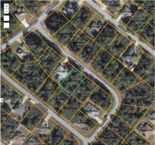 Humbert Avenue, North Port, FL 34288 (MLS #D5923276) :: G World Properties