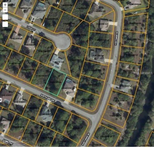 Northland Avenue, North Port, FL 34288 (MLS #D5923277) :: Griffin Group