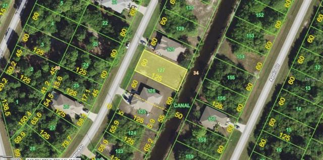 117 Thelma Drive, Rotonda West, FL 33947 (MLS #D5923287) :: Griffin Group