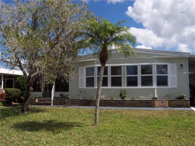 141 Seaward Way, North Port, FL 34287 (MLS #D5923296) :: The Duncan Duo Team