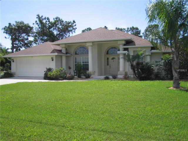 263 Long Meadow Lane, Rotonda West, FL 33947 (MLS #D5923545) :: Godwin Realty Group