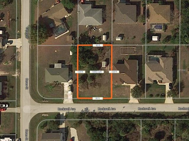 11138 Rockwell Avenue, Englewood, FL 34224 (MLS #D5923551) :: Griffin Group