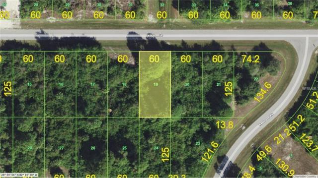 243 Baytree Drive, Rotonda West, FL 33947 (MLS #D5923602) :: Griffin Group