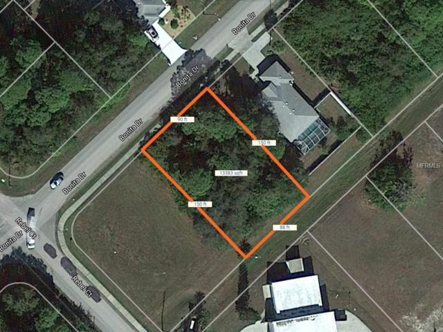 163 Bonita Drive, Rotonda West, FL 33947 (MLS #D5923640) :: Godwin Realty Group