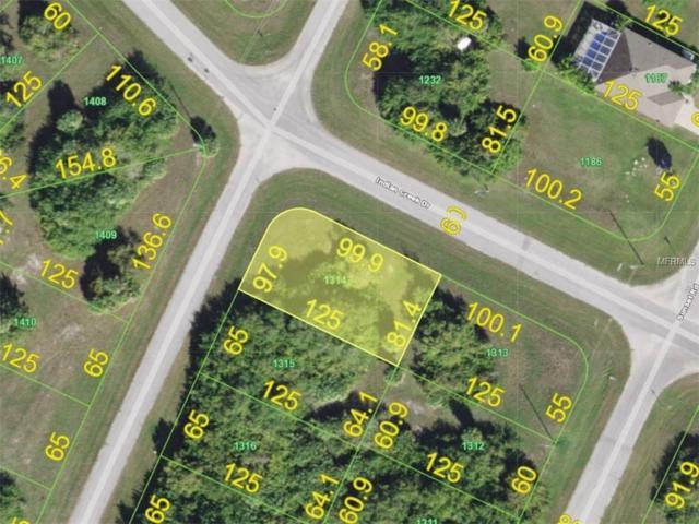 115 Indian Creek Drive, Rotonda West, FL 33947 (MLS #D5923662) :: Godwin Realty Group