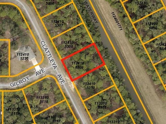 Clattleya Avenue, North Port, FL 34288 (MLS #D5923692) :: Griffin Group