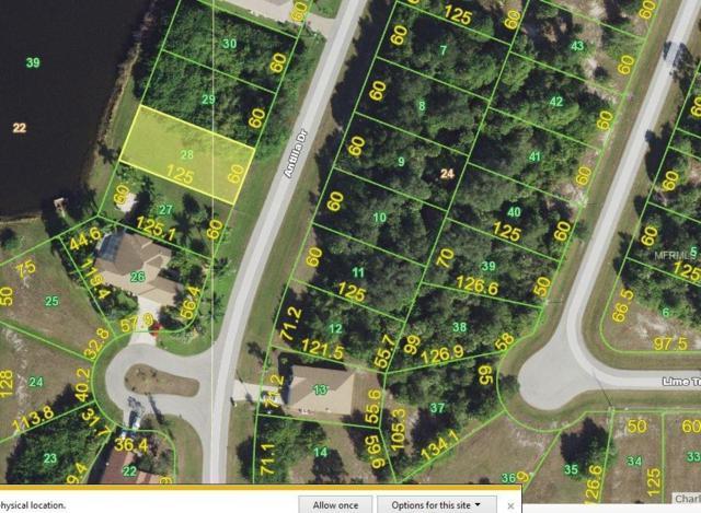 212 Antilla Drive, Rotonda West, FL 33947 (MLS #D5923714) :: Griffin Group