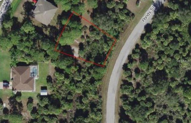 Lot 11 Ponds Street, North Port, FL 34286 (MLS #D5923718) :: Godwin Realty Group