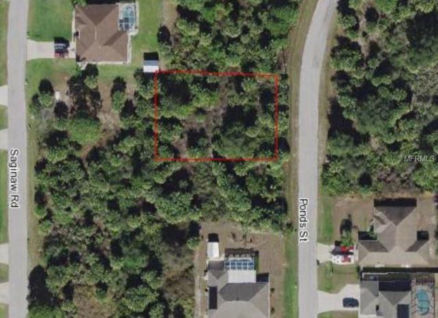 Lot 13 Ponds Street, North Port, FL 34286 (MLS #D5923720) :: Godwin Realty Group