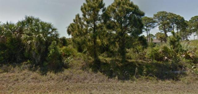 Lot 14 Ponds Street, North Port, FL 34286 (MLS #D5923721) :: Godwin Realty Group