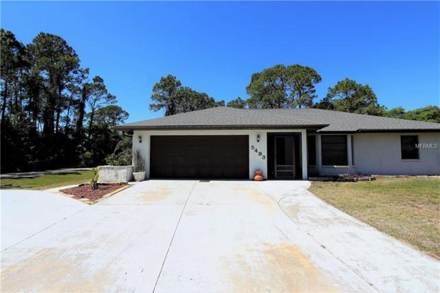 5493 San Luis Terrace, North Port, FL 34286 (MLS #D5923747) :: Premium Properties Real Estate Services