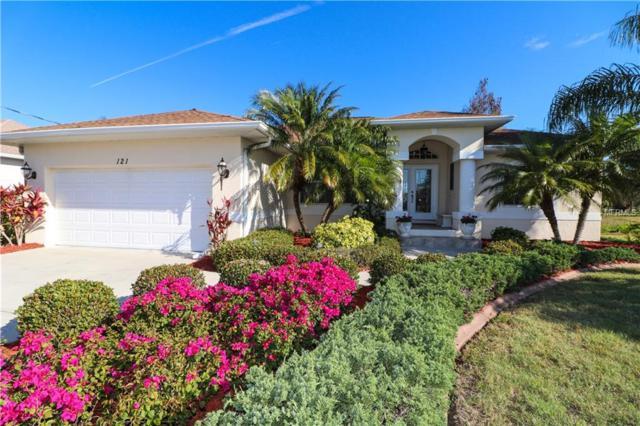 121 White Marsh Lane, Rotonda West, FL 33947 (MLS #D5923749) :: Premium Properties Real Estate Services