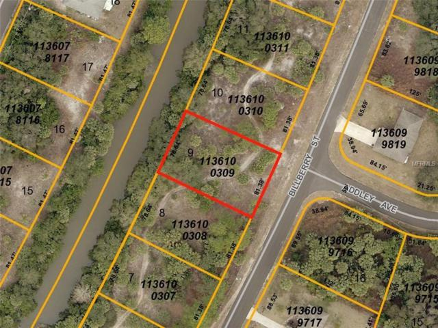 Billberry (Lot 9) Street, North Port, FL 34288 (MLS #D5923751) :: Godwin Realty Group