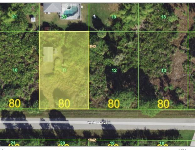 12160 Weimar Avenue, Port Charlotte, FL 33981 (MLS #D5923753) :: Premium Properties Real Estate Services