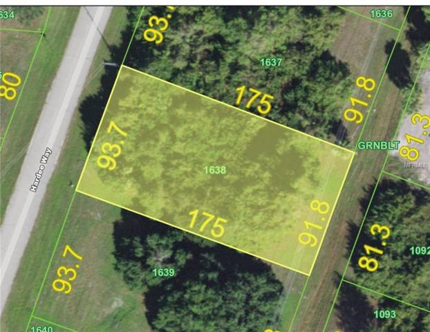 105 Hardee Way, Rotonda West, FL 33947 (MLS #D5923756) :: Arruda Family Real Estate Team