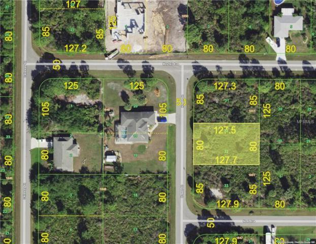 5048 Hogan Street, Port Charlotte, FL 33981 (MLS #D5923761) :: Premium Properties Real Estate Services