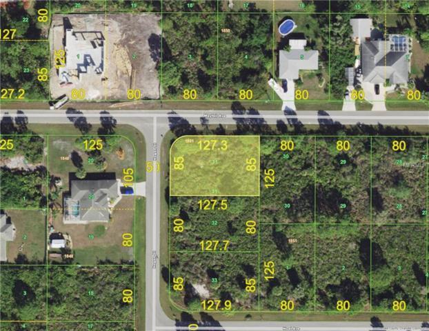 12073 Mayfair Avenue, Port Charlotte, FL 33981 (MLS #D5923762) :: Premium Properties Real Estate Services