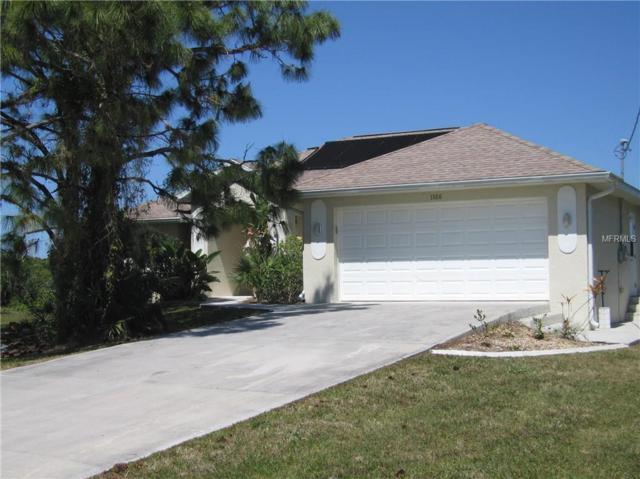 1166 Boundary Boulevard, Rotonda West, FL 33947 (MLS #D5923766) :: The BRC Group, LLC