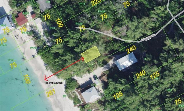 8164 Little Gasparilla Island, Placida, FL 33946 (MLS #D5923784) :: The BRC Group, LLC