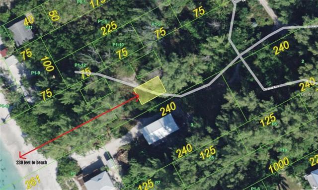 8156 Little Gasparilla Island, Placida, FL 33946 (MLS #D5923789) :: The BRC Group, LLC