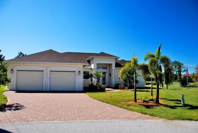 37 Clubhouse Road, Rotonda West, FL 33947 (MLS #D5923805) :: The BRC Group, LLC