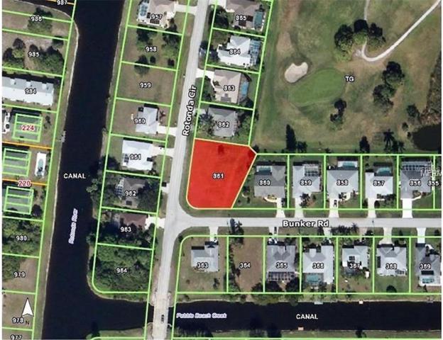 2 Bunker Road, Rotonda West, FL 33947 (MLS #D5923846) :: Team Pepka