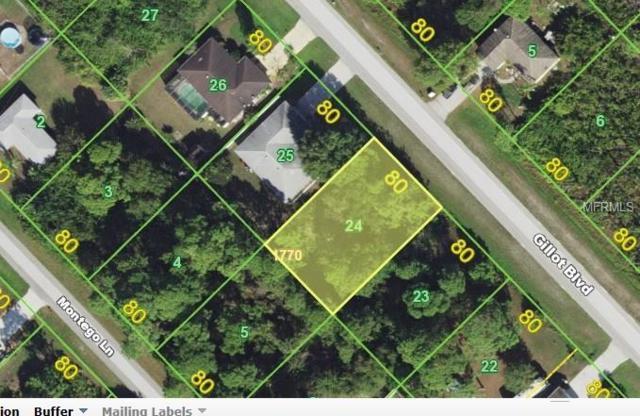 5513 Gillot Boulevard, Port Charlotte, FL 33981 (MLS #D5923857) :: G World Properties
