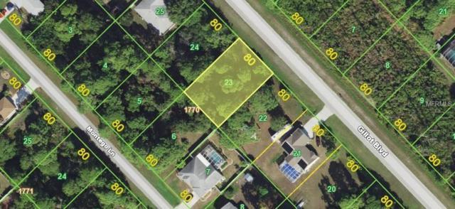 5521 Gillot Boulevard, Port Charlotte, FL 33981 (MLS #D5923858) :: G World Properties