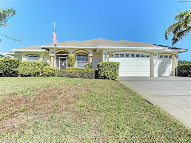 591 Boundary Boulevard, Rotonda West, FL 33947 (MLS #D5923859) :: RE/MAX Realtec Group