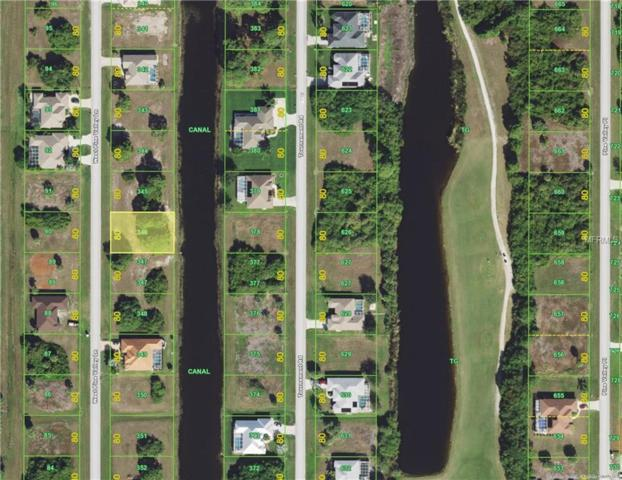 262 W Pine Valley Lane, Rotonda West, FL 33947 (MLS #D5923896) :: G World Properties