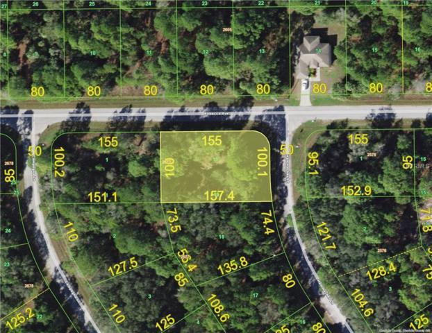 1133 Hammacher Lane, Port Charlotte, FL 33953 (MLS #D5923897) :: RE/MAX Realtec Group