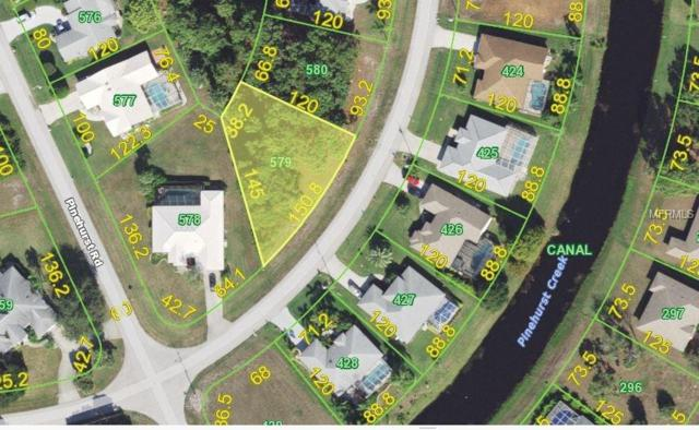142 Fairway Road, Rotonda West, FL 33947 (MLS #D5923958) :: RE/MAX Realtec Group