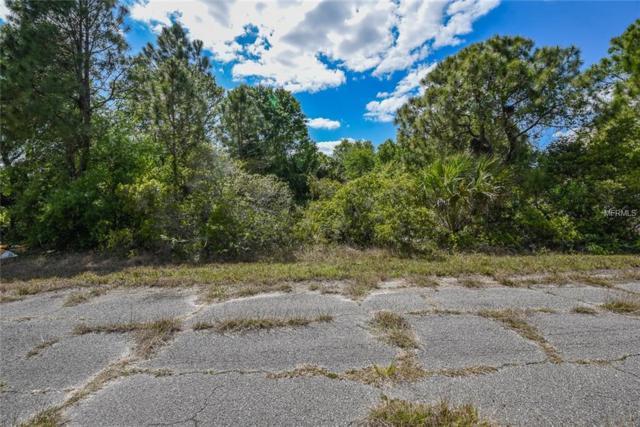 Oakhill Road, North Port, FL 34288 (MLS #D5923973) :: KELLER WILLIAMS CLASSIC VI