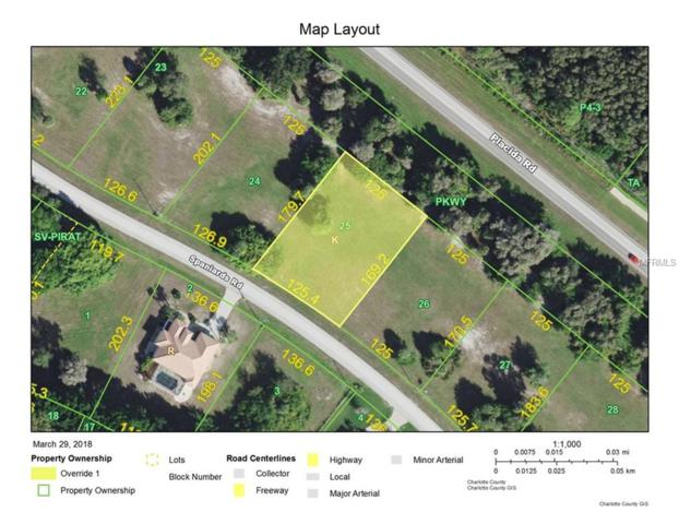 440 Spaniards Road, Placida, FL 33946 (MLS #D5923983) :: Griffin Group