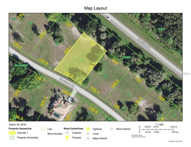 430 Spaniards Road, Placida, FL 33946 (MLS #D5923985) :: Griffin Group