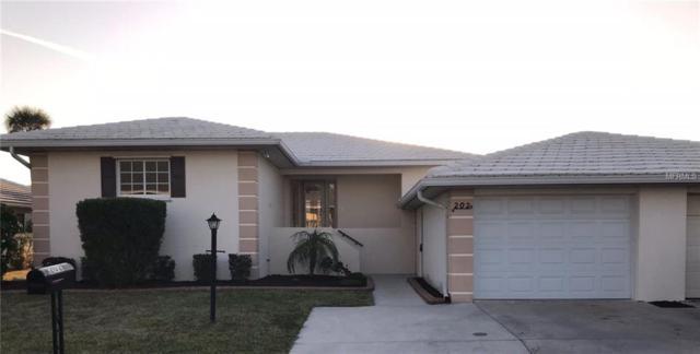 202 Villa Drive #202, Osprey, FL 34229 (MLS #D5924047) :: Griffin Group