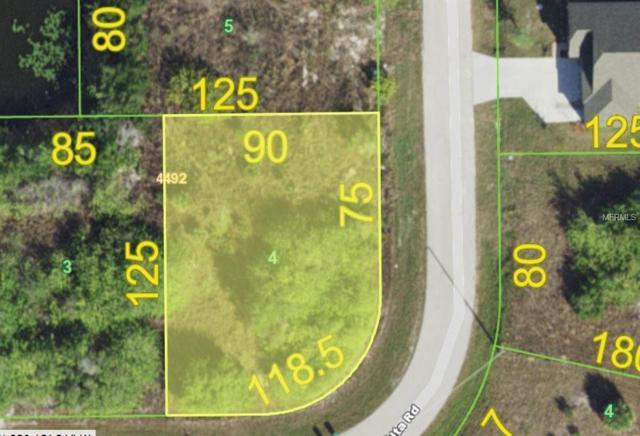15062 Wichita Road, Port Charlotte, FL 33981 (MLS #D5924068) :: Medway Realty