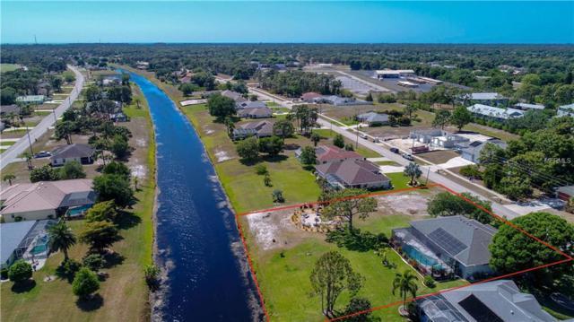 516 Boundary Boulevard, Rotonda West, FL 33947 (MLS #D5924082) :: KELLER WILLIAMS CLASSIC VI