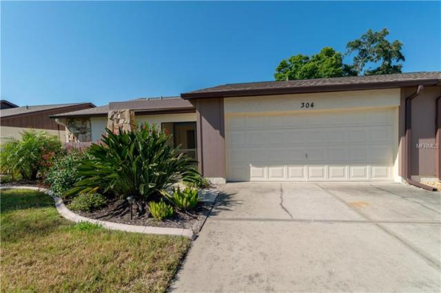 304 Persimmon Street #209, Englewood, FL 34223 (MLS #D5924095) :: Griffin Group