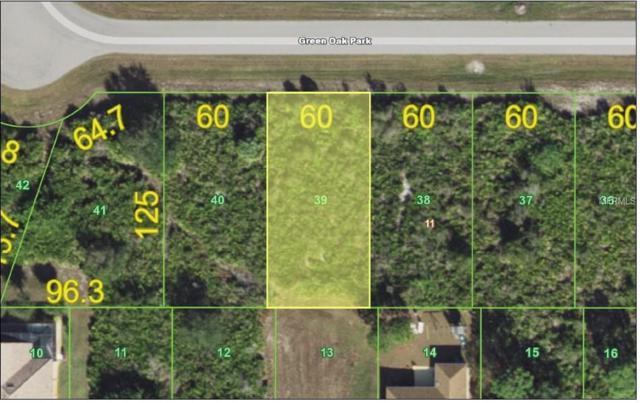 160 Green Oak Park, Rotonda West, FL 33947 (MLS #D5924110) :: Medway Realty
