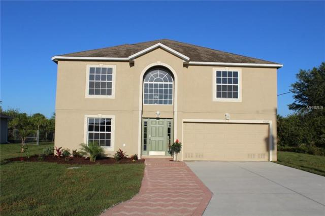 9525 Nastrand Circle, Port Charlotte, FL 33981 (MLS #D5924120) :: The BRC Group, LLC