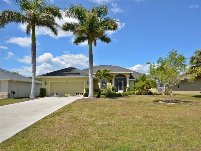 193 Rotonda Boulevard E, Rotonda West, FL 33947 (MLS #D5924127) :: Medway Realty