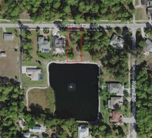 11075 Artists Avenue, Englewood, FL 34223 (MLS #D5924132) :: The BRC Group, LLC
