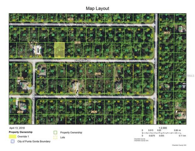 14432 Fuchsia Avenue, Port Charlotte, FL 33953 (MLS #D6100070) :: Team Pepka