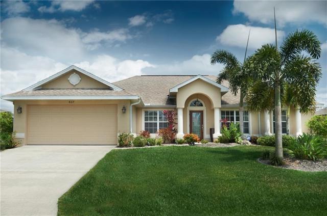827 Rotonda Circle, Rotonda West, FL 33947 (MLS #D6100086) :: Medway Realty