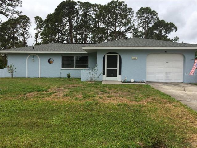 5385 Churchill Road, Port Charlotte, FL 33981 (MLS #D6100090) :: G World Properties