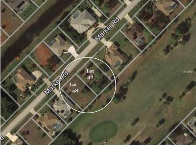 46 Marker Road, Rotonda West, FL 33947 (MLS #D6100107) :: Medway Realty