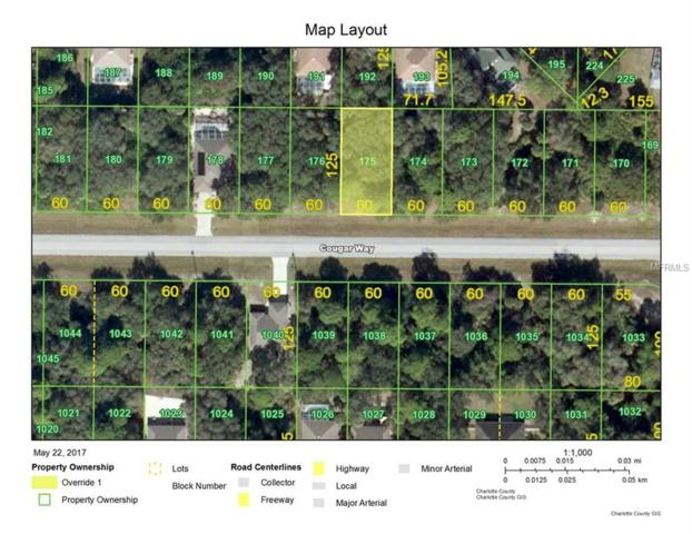 212 Cougar Way, Rotonda West, FL 33947 (MLS #D6100130) :: Griffin Group