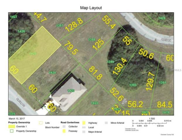 203 Spring Drive, Rotonda West, FL 33947 (MLS #D6100133) :: KELLER WILLIAMS CLASSIC VI